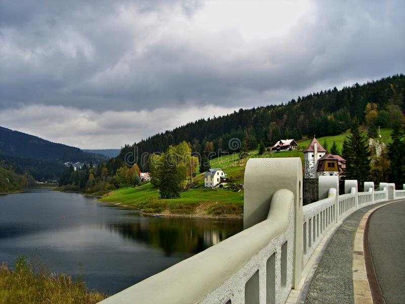 Download Czech Republic-dam On The River Elbe Stock Photo - Image: 30300744
