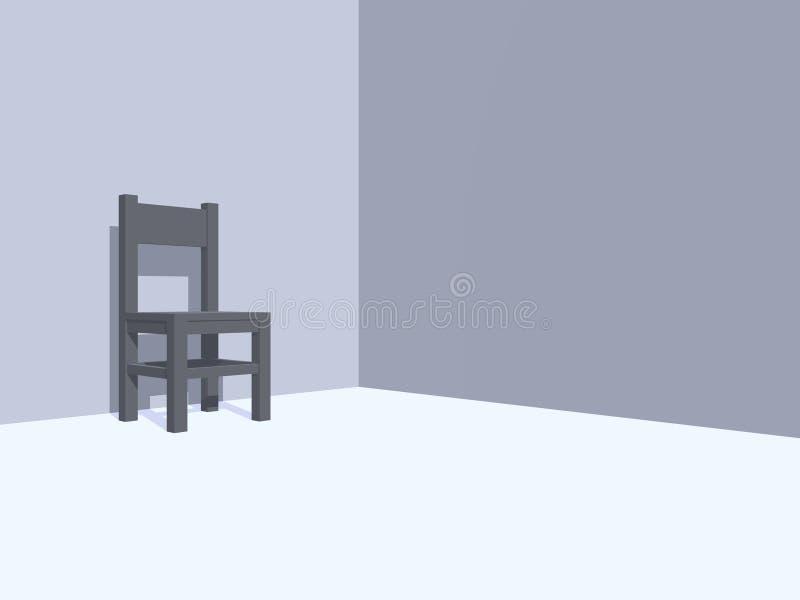czekanie ilustracji