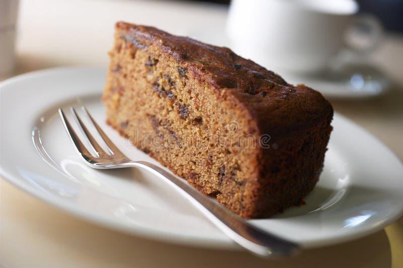 Czekolada tort zdjęcie stock