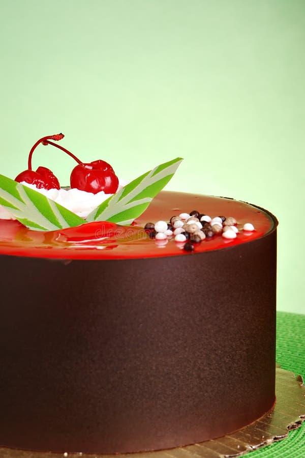 czekolada tortowa zdjęcie stock