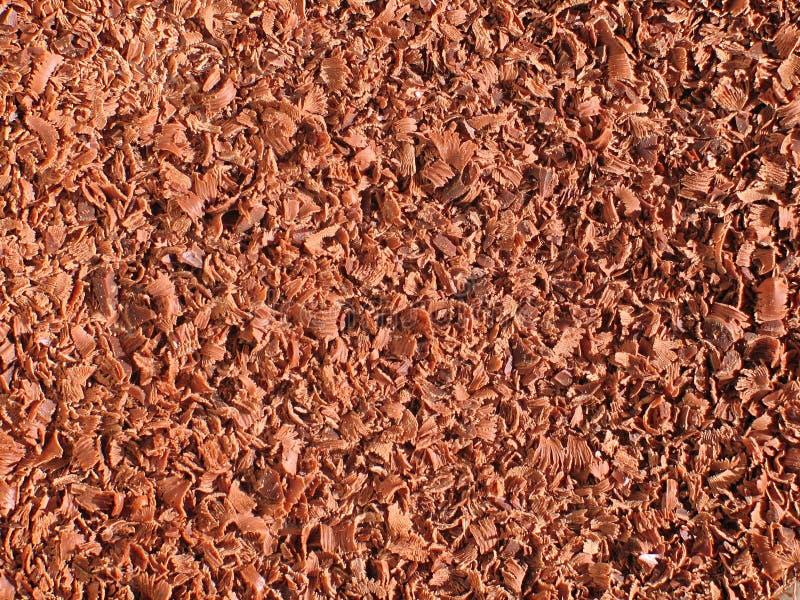czekoladki okruszki tło zdjęcie stock