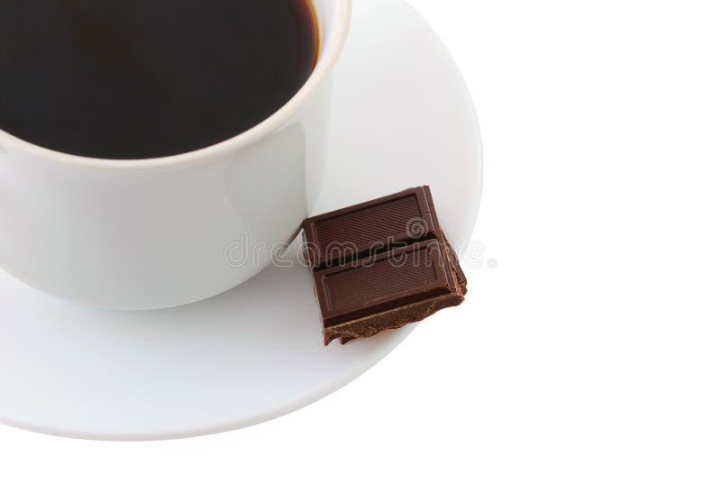 czekoladowa filiżanka zdjęcie royalty free