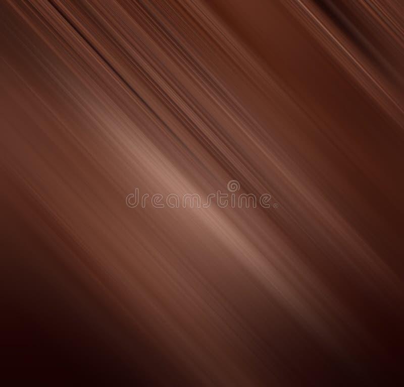 Czekoladowa tekstura ilustracja wektor