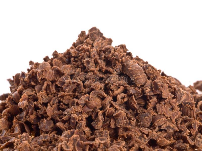 czekoladowy golenie fotografia royalty free