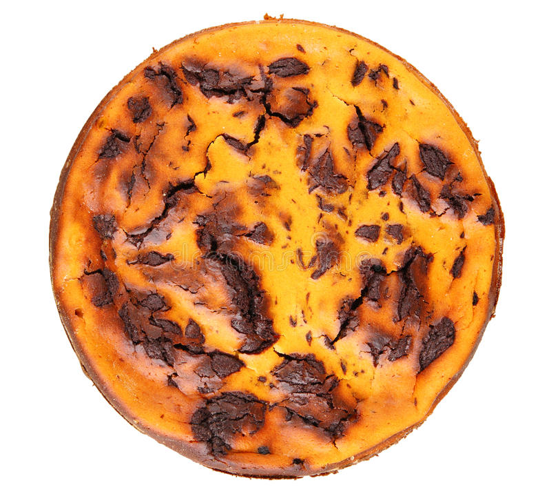 Download Czekoladowy I Pumpking Punkt Zdjęcie Stock - Obraz złożonej z desery, junkiery: 28958744