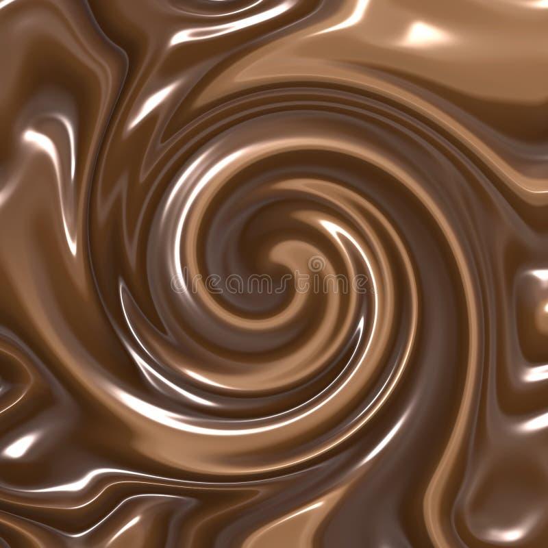 czekoladowy target137_0_ ilustracji