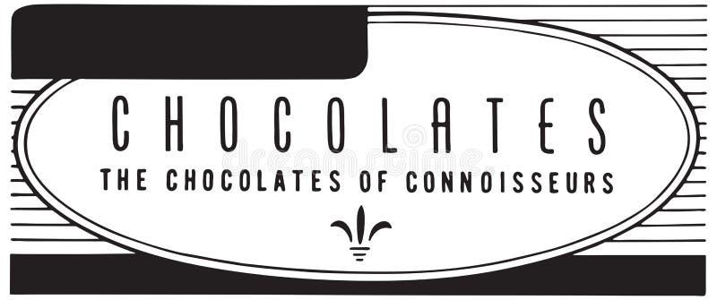 czekolady ilustracja wektor