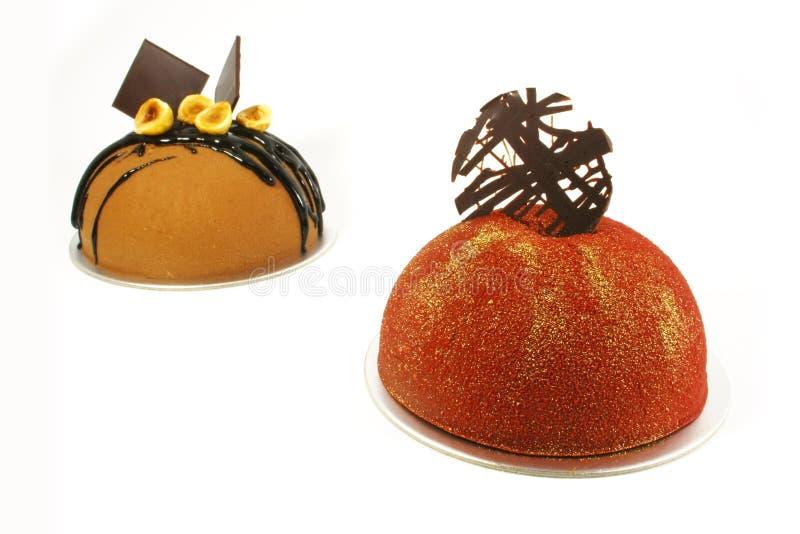czekolady tortowa fantazja fotografia stock
