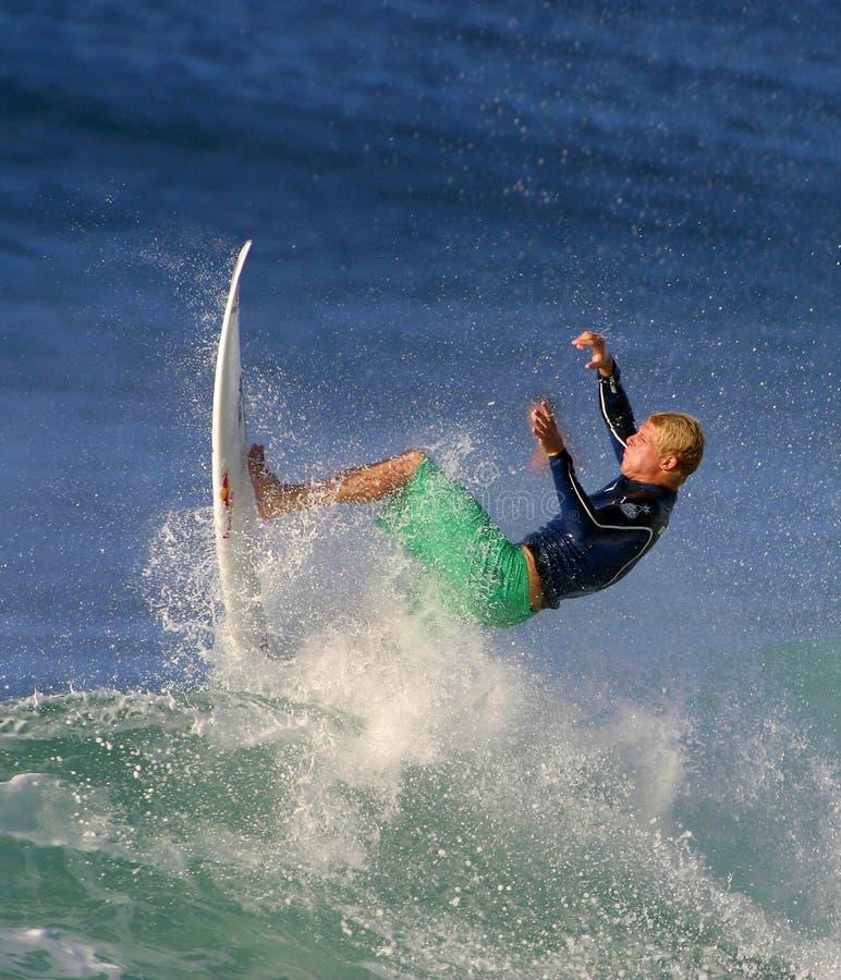czempion target2327_0_ Mick surfingu świat obrazy royalty free