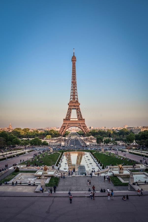 czempionu De Eiffel dziedzictwo mąci Paris wontonu sitebanks basztowego świat obraz stock