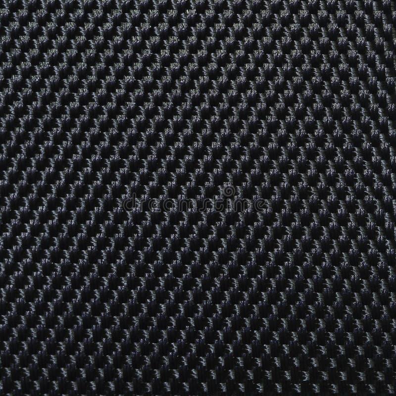 Czerń wyplatająca tekstura dla wzoru i tła obrazy stock