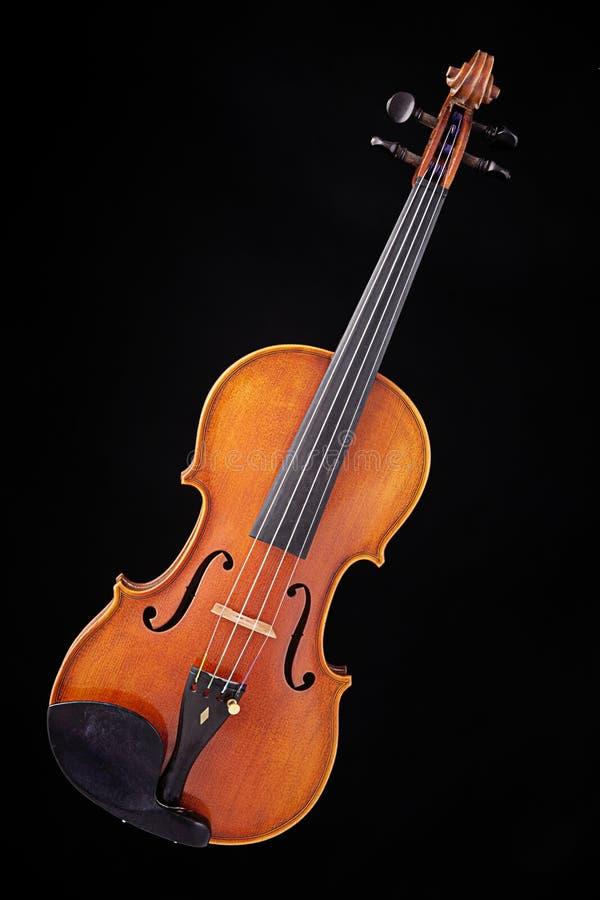 czerń zupełny odosobniony altówki skrzypce obrazy royalty free