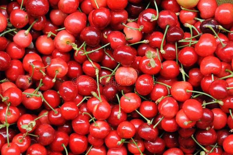 czereśniowy cukierki fotografia stock