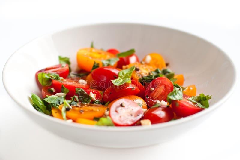 czereśniowy sałatkowy pomidor zdjęcia royalty free