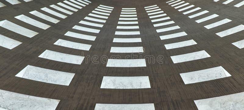 Czerep betonowa ściana w loft przemysłowym stylu obrazy stock