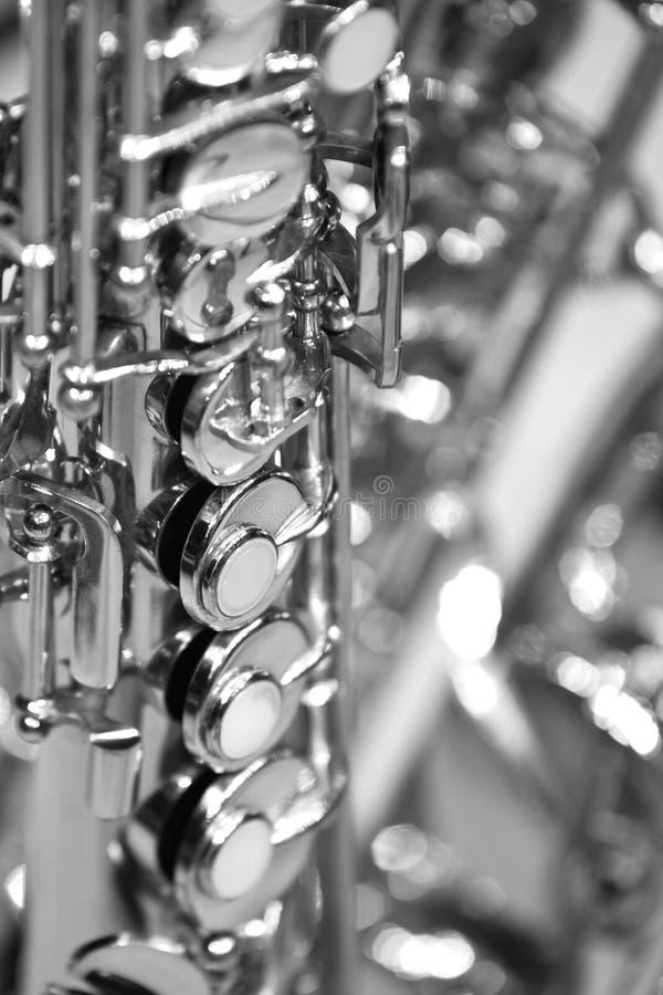 Czerep klapy saksofonowe obrazy royalty free