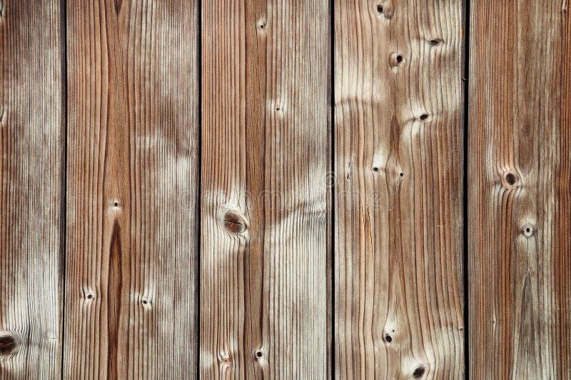 Czerep wietrzejący drewniany ogrodzenie zdjęcie royalty free