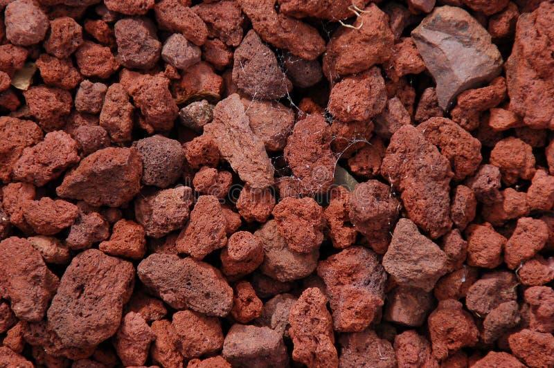 czerwieni skały tekstura powulkaniczna obrazy royalty free