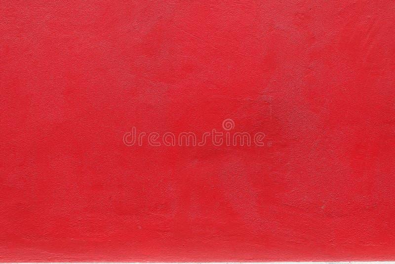 czerwona ściana tekstury fotografia stock