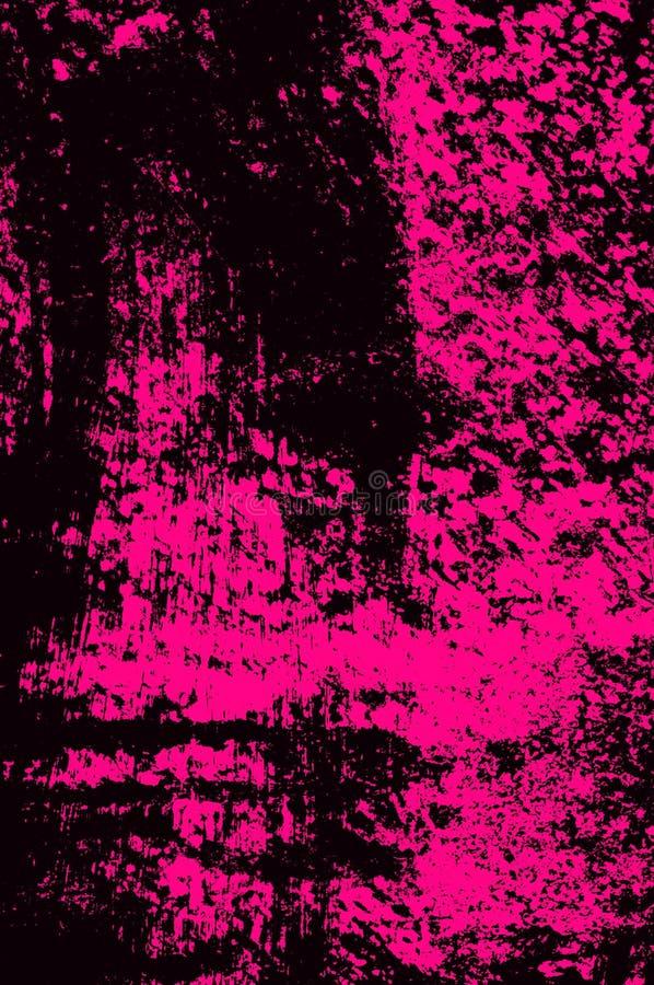 CZERWONA CZARNA tekstura zdjęcie royalty free
