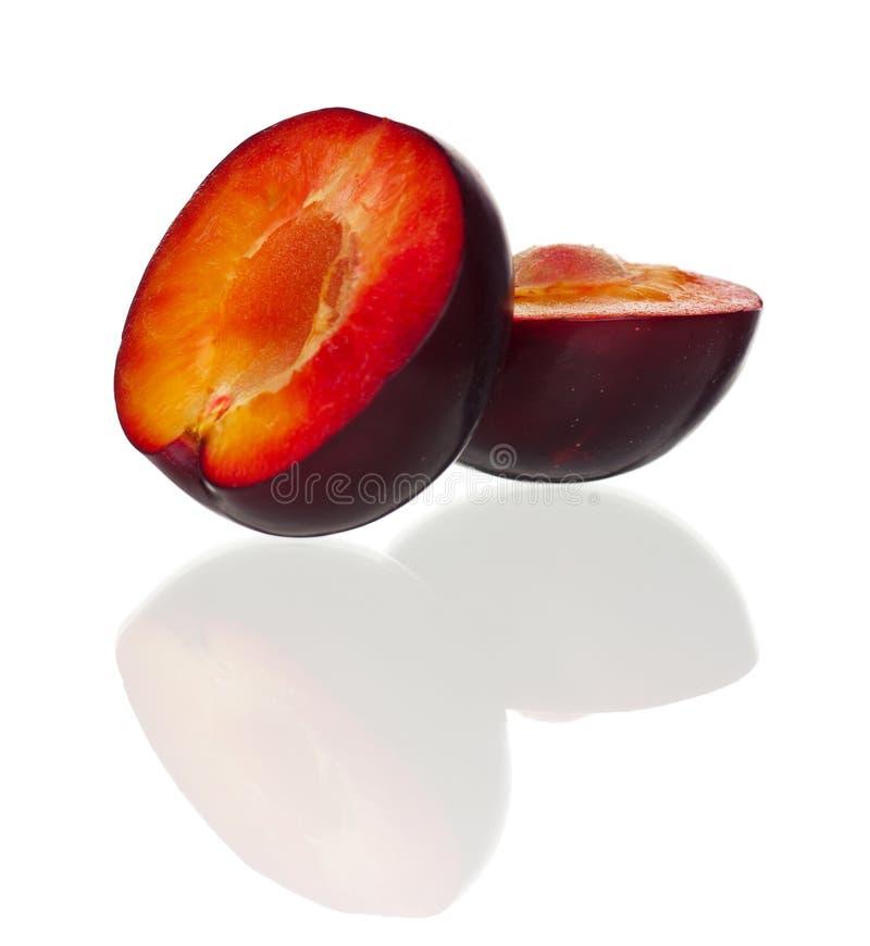 Download Czerwona śliwka zdjęcie stock. Obraz złożonej z owoc - 26925024