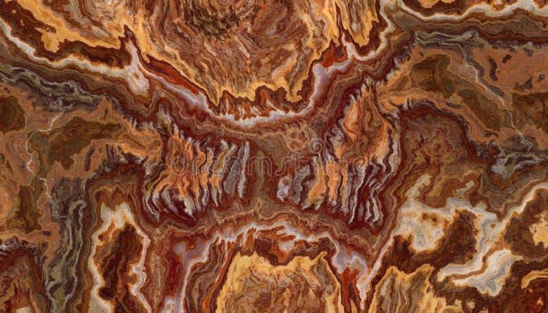 Czerwona onyksowa tekstura obrazy royalty free