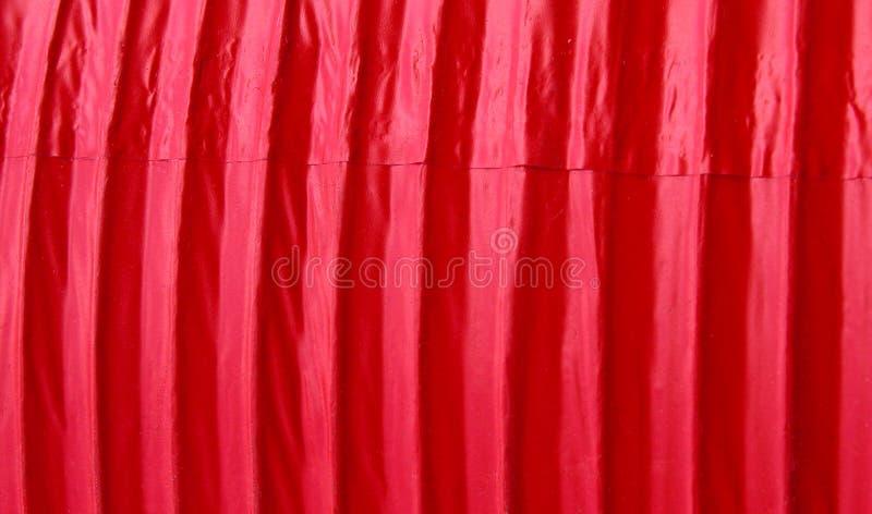 Czerwona Papierowa Konsystencja Fotografia Stock