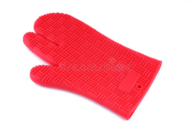 Download Czerwona rękawiczka zdjęcie stock. Obraz złożonej z sprzątanie - 29057892