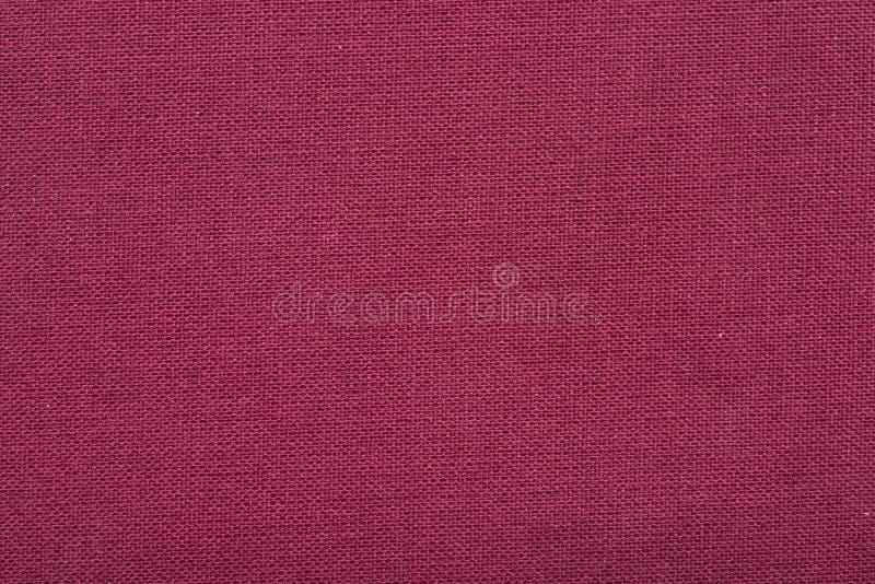 Czerwona tkaniny deska zdjęcia stock