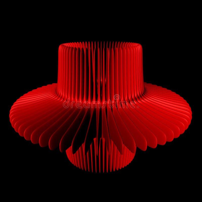 czerwona turbiny obrazy royalty free