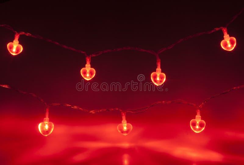 Czerwone światło kopii łańcuch zdjęcie stock