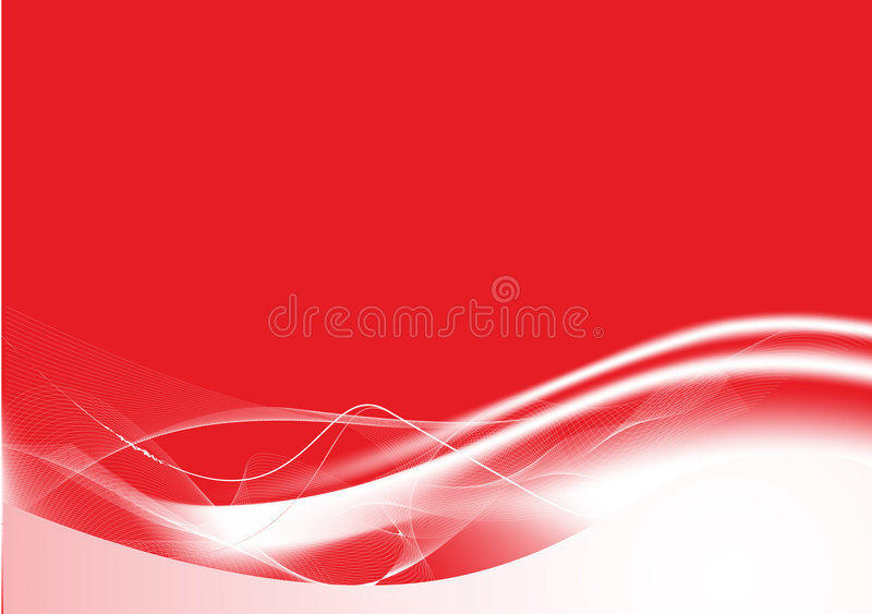 czerwone linie abstrakcyjne tło