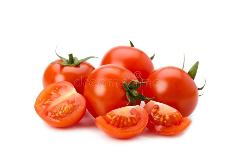 czerwone pomidorów zdjęcia stock