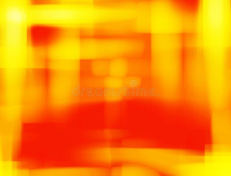 czerwone tło żółty fotografia royalty free