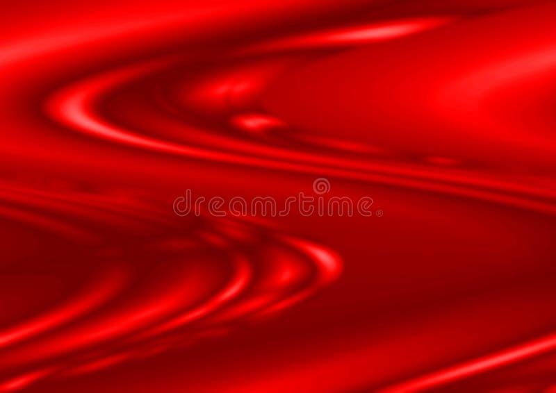 czerwone tło royalty ilustracja