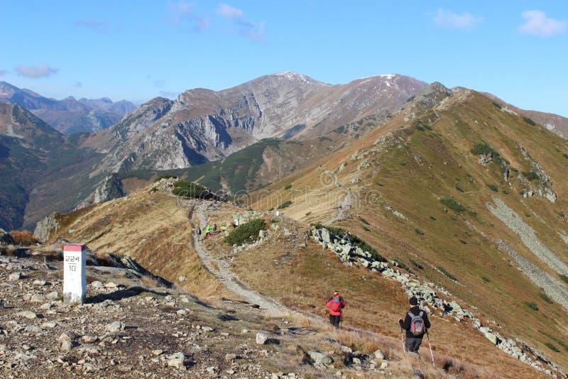 Download Czerwone Wierchy, Tatra Mountains, Poland Editorial Stock Image - Image: 34579074