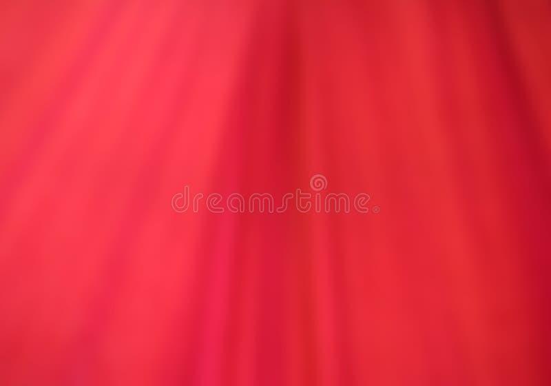 Czerwonego koloru abstrakcjonistycznego tła miękki światło zdjęcia royalty free