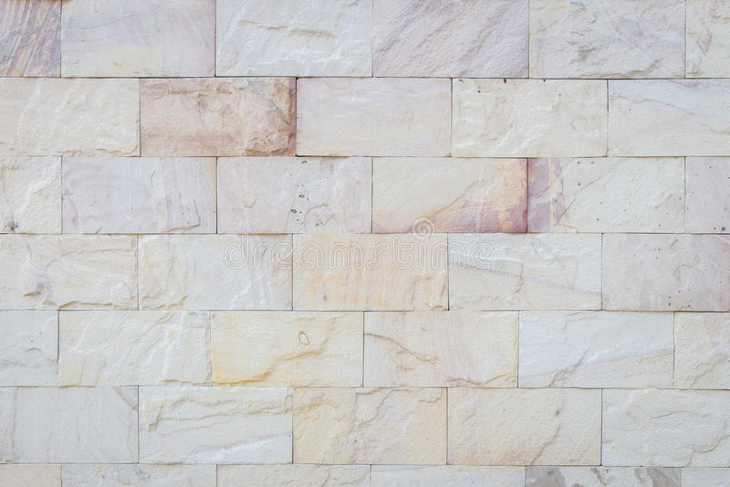 Czerwonego piaskowa ściany tło i tekstura obraz royalty free