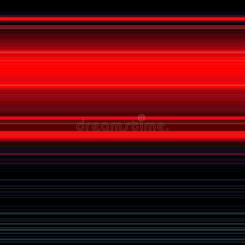 Czerwoni ciemni kolory, abstrakt linie ilustracja wektor