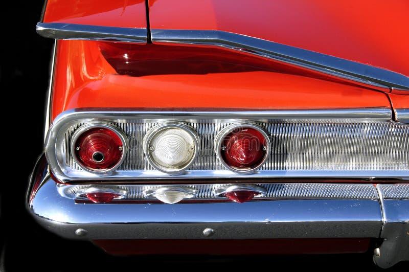 czerwony 1963 zdjęcie royalty free
