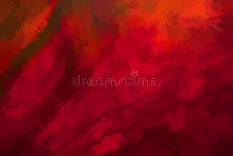 Czerwony abstrakt adry tło obrazy royalty free
