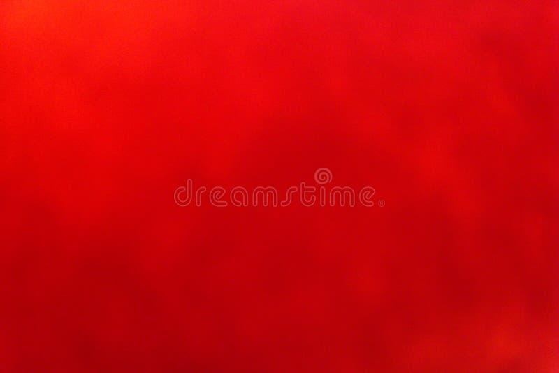 Czerwony brzmienie Czerwony kolor Krwionośny typ royalty ilustracja