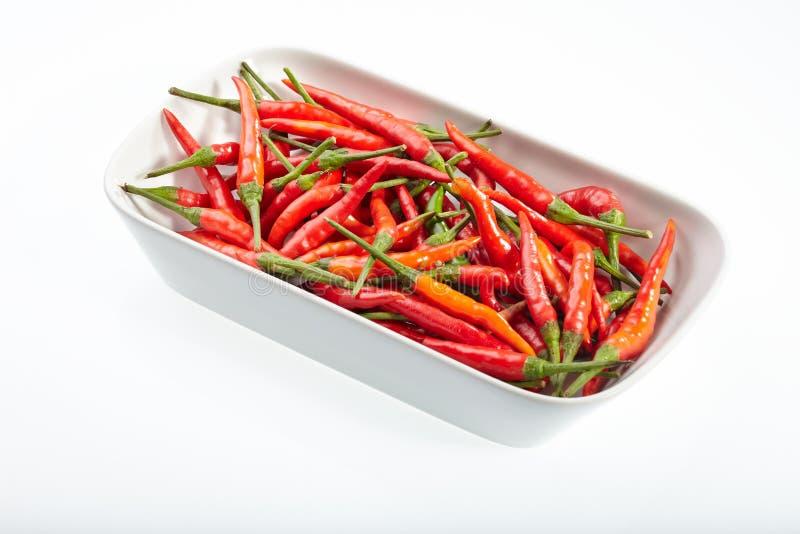 Download Czerwony chili zdjęcie stock. Obraz złożonej z puchar - 57673600