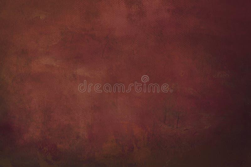 czerwony grungy obrazu tło zdjęcia stock