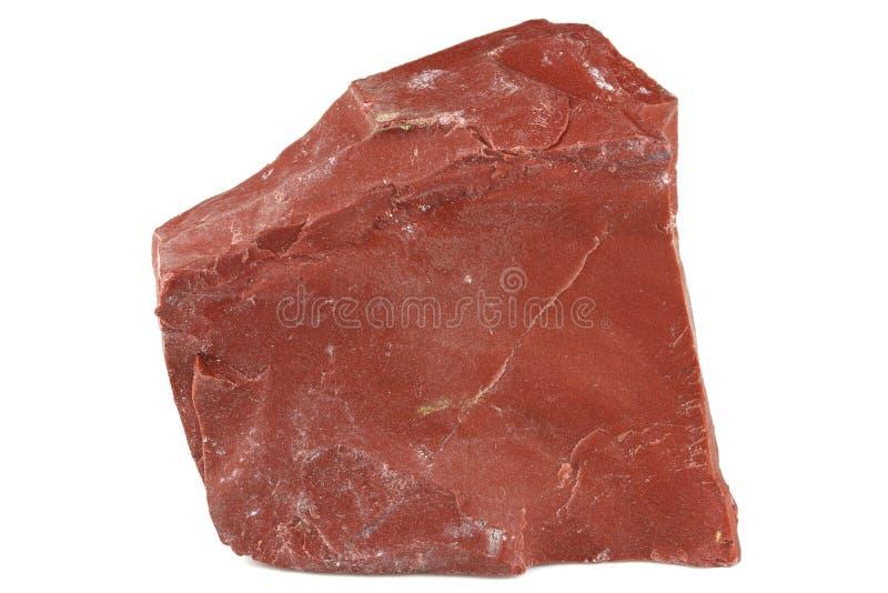 Czerwony jaspis zdjęcie royalty free