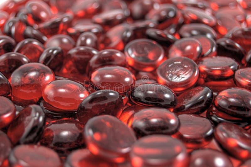 czerwony klejnot zdjęcia stock