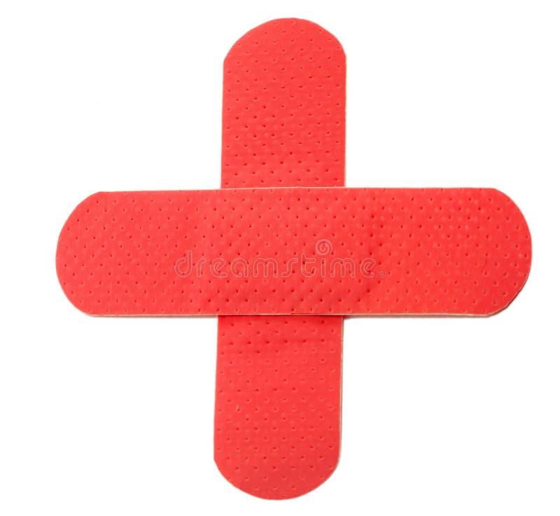 czerwony krzyżowa obrazy royalty free