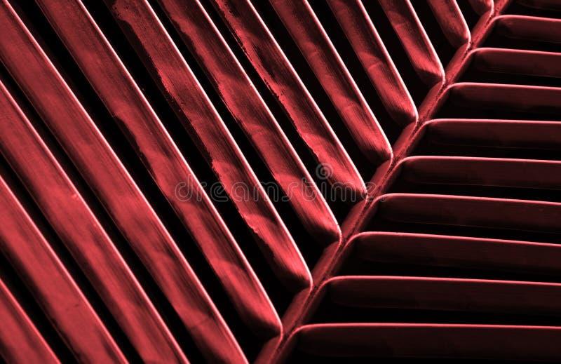 Czerwony natury tło obrazy royalty free
