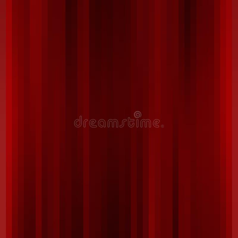 czerwony pas ilustracja wektor