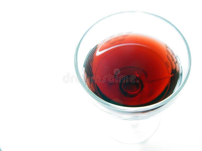 czerwony portowej zdjęcia stock